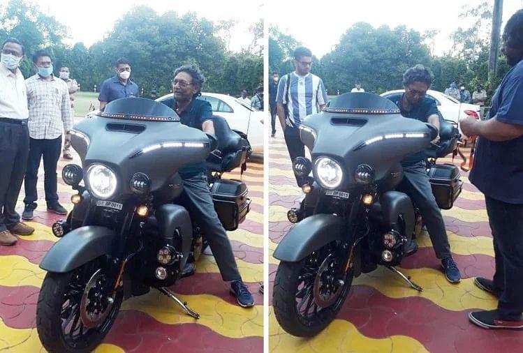 CJI एसए बोबडे ने जिस Harley Davidson की सवारी की, उसके बारे में कितना जानते हैं आप?