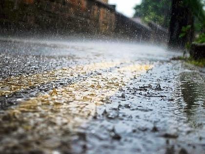 झमाझम बारिश के साथ गढ़वा में आद्रा नक्षत्र शुरू
