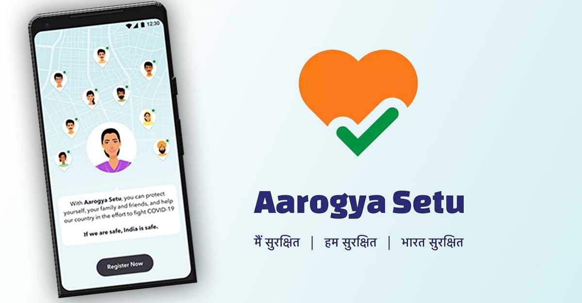 Aarogya Setu App दुनिया के Top 10 Downloaded 10 मोबाइल ऐप्स में शामिल