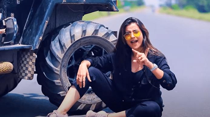 Bhojpuri New Song Video: अक्षरा सिंह का नया गाना 'ईधर आने का नहीं' रिलीज, लाखों के पार पहुंचा व्यूज
