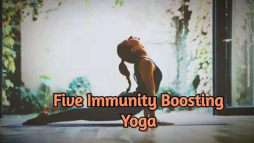 International Yoga Day 2020 : Coronavirus से बचने और इम्यून सिस्टम मजबूत करने के लिए करें ये 5 योग