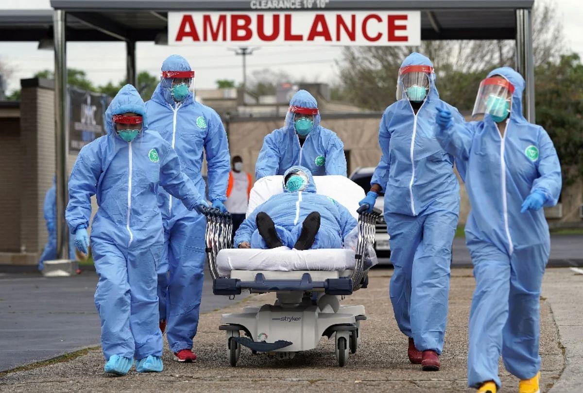 Coronavirus: कोरोना से भारत बेहाल, स्पेन को पीछे छोड़ पांचवां सबसे ज्यादा प्रभावित देश बना