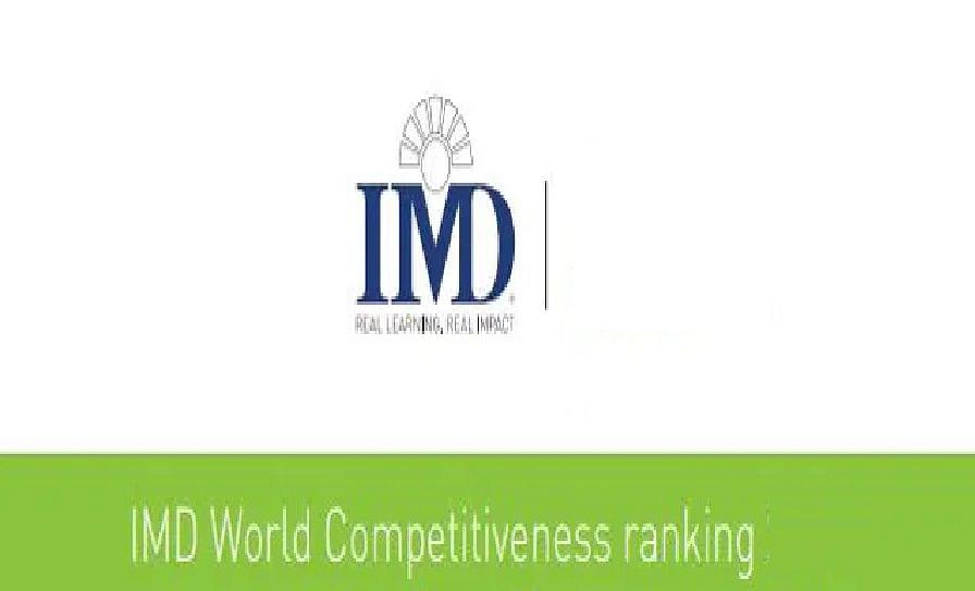 आईएमडी की प्रतिस्पर्धा रैंकिंग में भारत 43वें स्थान पर कायम, सिंगापुर अव्वल