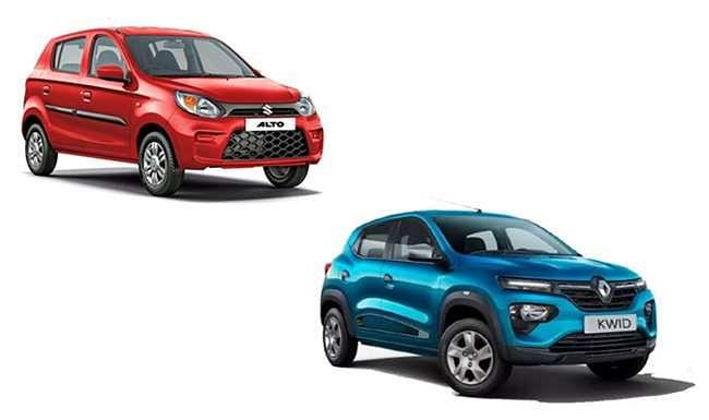 Maruti Alto vs Renault Kwid: 3 लाख से सस्ती कौन-सी कार सबसे अच्छी