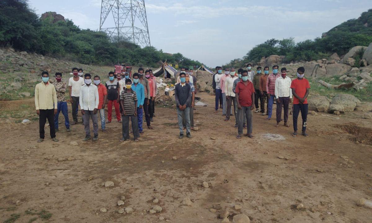 गोमिया और विष्णुगढ़ के 36 मजदूर तमिलनाडु में फंसे, हेमंत सरकार से वापस लाने की गुहार