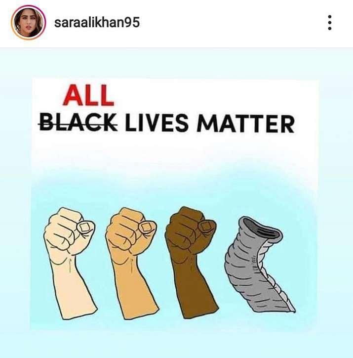 sara ali khan post