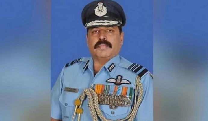 पूर्वी लद्दाख में तनाव : वायु सेना प्रमुख ने लेह, श्रीनगर का किया दौरा