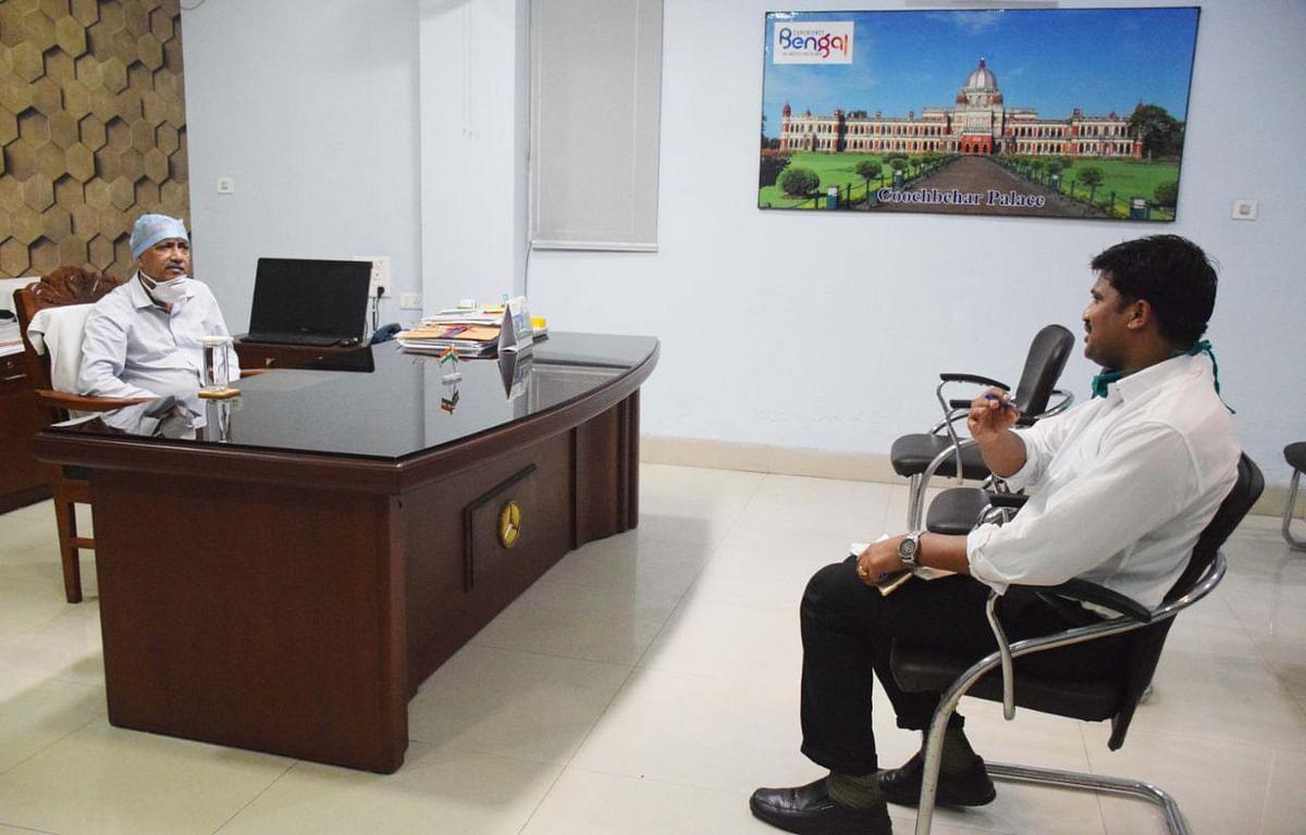 माटीगाड़ा कोविड अस्पताल में बेडों की संख्या बढ़ेगी, सिलीगुड़ी महकमा परिषद व नगर निगम के लिए टास्क फोर्स का भी होगा गठन
