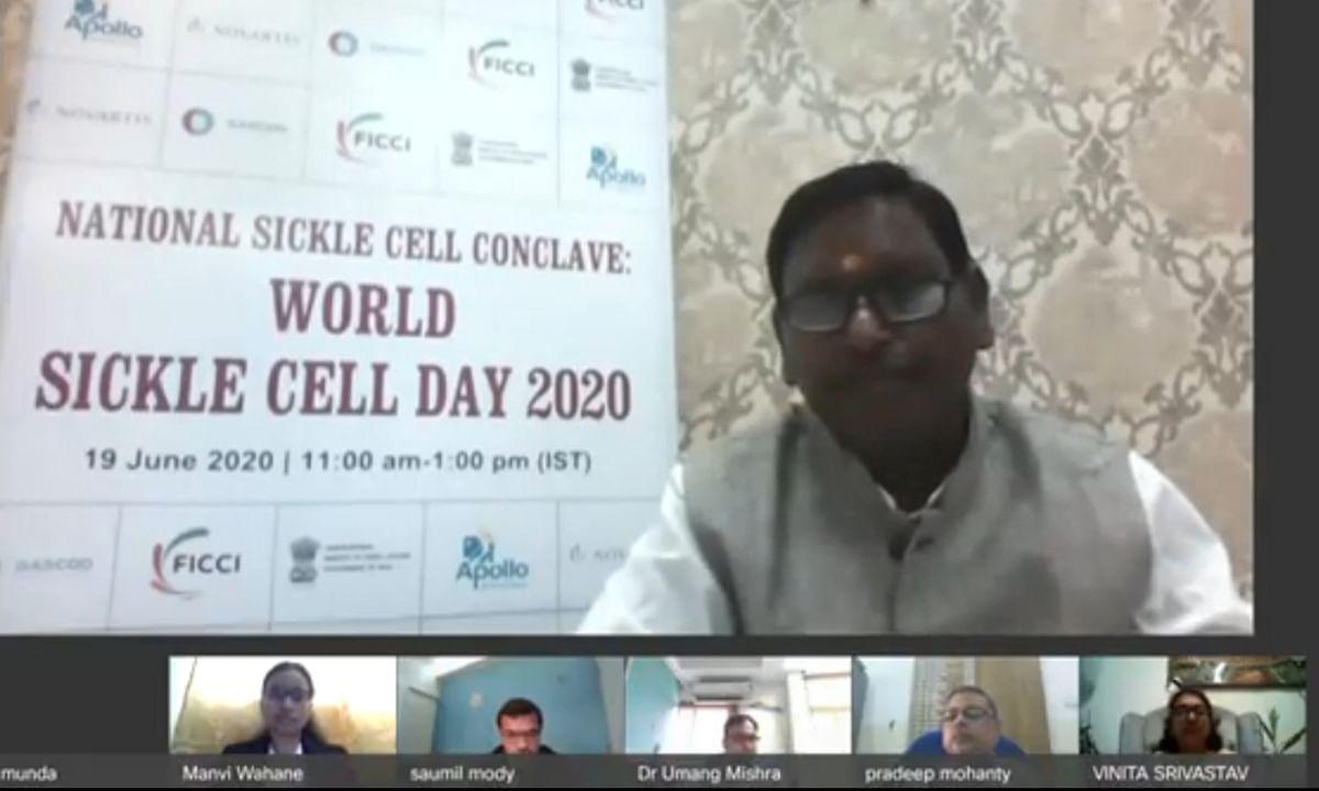 विश्व सिकल सेल दिवस : केंद्रीय मंत्री अर्जुन मुंडा ने कहा- हर 86 बच्चों में से एक में पायी जाती है यह बीमारी, इससे निजात दिलाने को केंद्र सरकार कृतसंकल्पित
