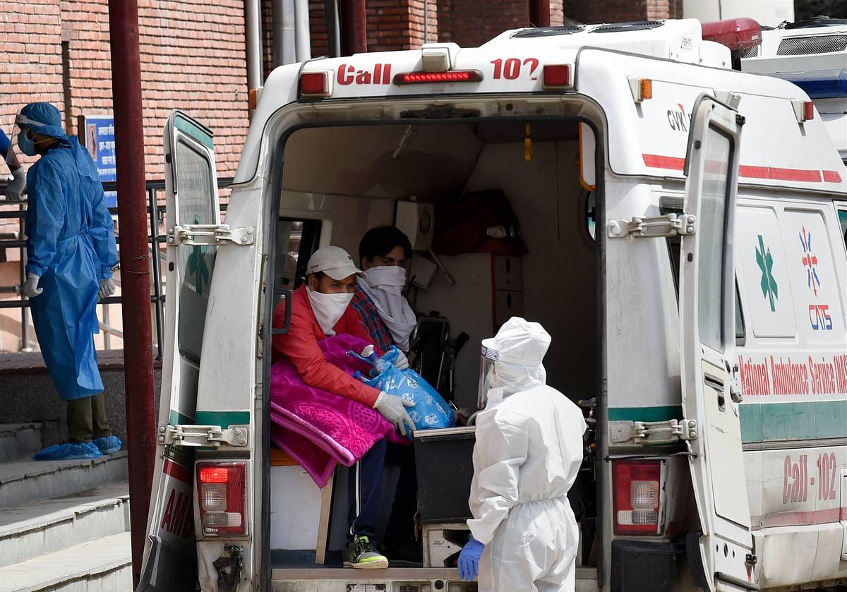 Coronavirus Outbreak : 24 घंटे में 9 हजार से अधिक लोग हुए स्वस्थ, रिकवरी रेट 54 फीसद से ज्यादा