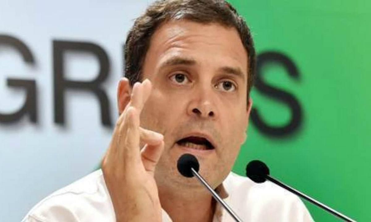PM मोदी पर शायराना अंदाज में हमलावर हुए राहुल, पूछा- ...ये बता कि काफिला क्यूं लुटा