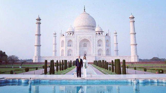 ताज महल की तरह अमेरिकी राष्ट्रीय उद्यानों में प्रवेश के लिए विदेशी दें अधिक शुल्क, सांसद की मांग