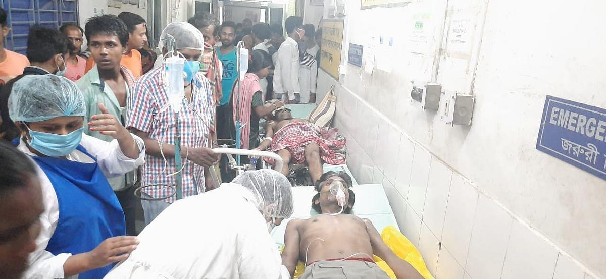 पश्चिम बंगाल : मलदा में वज्रपात से दो किसान समेत तीन लोगों की मौत, एक घायल