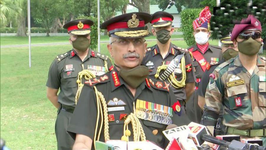 एलएसी पर खतरा कम हुआ है खत्म नही, पीछे के क्षेत्रों में सेना अब भी तैनात, जानिए आर्मी चीफ ने चीन को लेकर और क्या कहा..