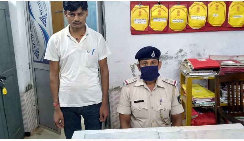 शराब पीकर हंगामा करना स्टेशन मास्टर को पड़ा महंगा, पुलिस ने गिरफ्तार कर भेजा जेल