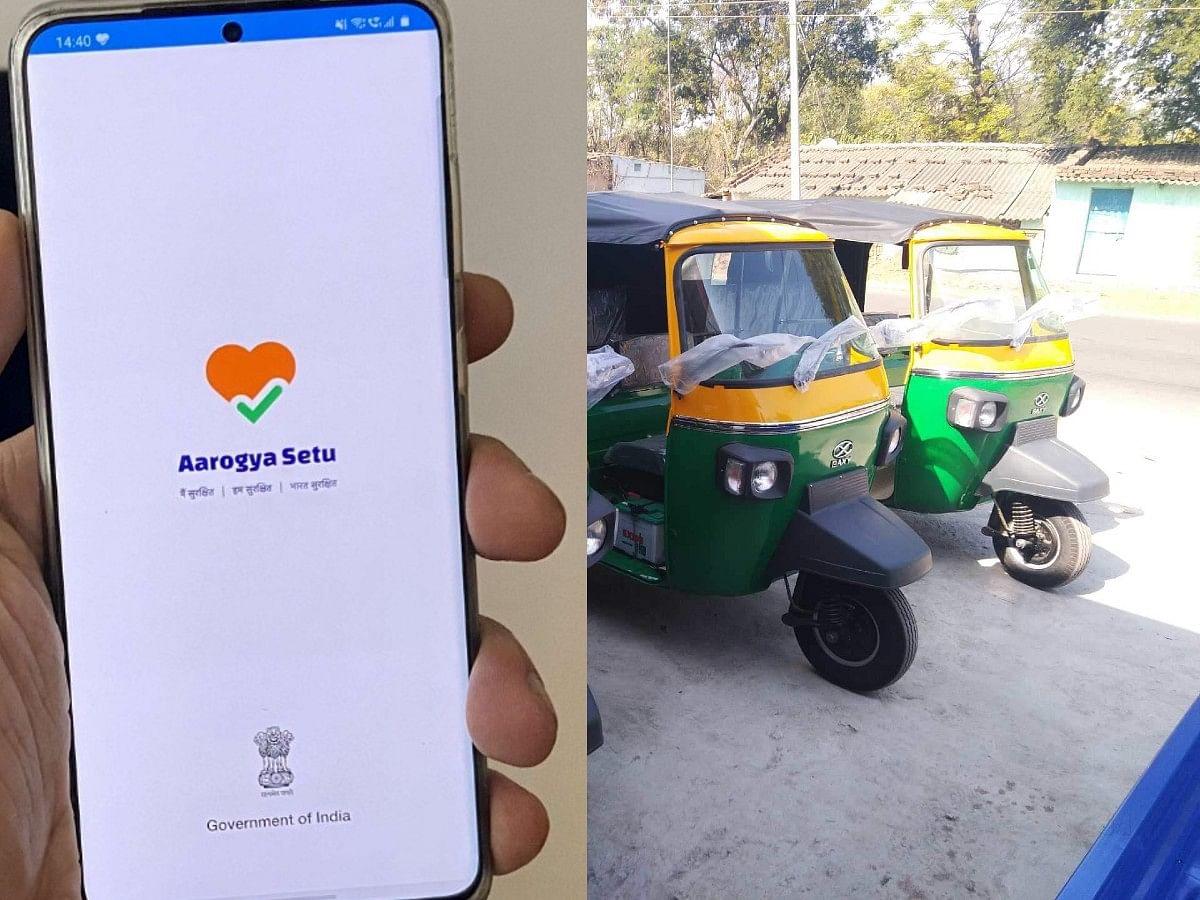 Jharkhand Transport Unlock 1: रांची में ऑटो की सवारी के लिए आरोग्य सेतु एप्प इंस्टॉल करना हुआ अनिवार्य