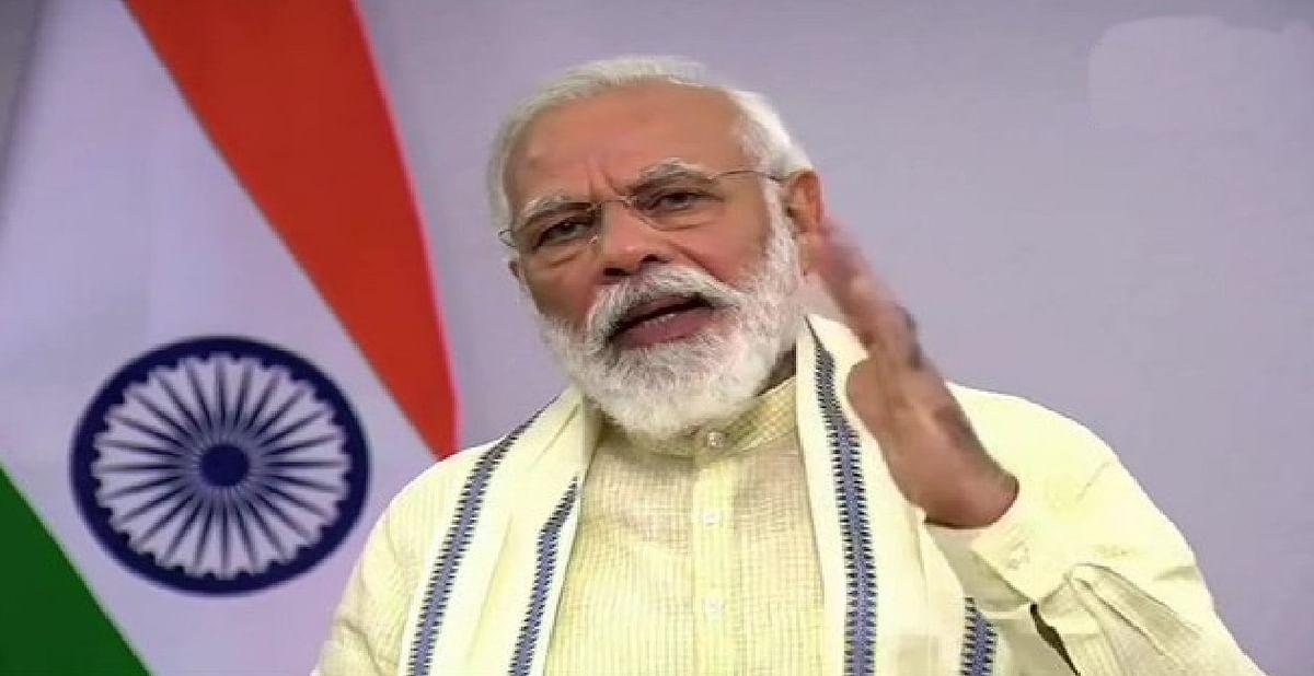 PM Modi Speech Updates : गरीबों को अब दिवाली-छठ तक मिलेगा मुफ्त राशन, जानिए पीएम मोदी के संबोधन की 5 बड़ी बातें
