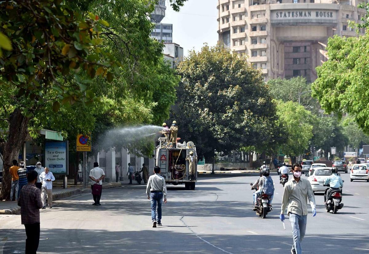 Coronavirus Unlock 1.0 Updates Live : दिल्ली के एलजी ऑफिस में काम कर रहे 13 लोग निकले कोरोना से संक्रमित, मचा हड़कंप