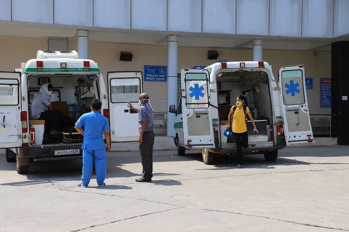 Coronavirus in Jharkhand LIVE Updates: झारखंड में शुरू हो गयी कोरोना वायरस की कम्युनिटी स्प्रेडिंग! तेजी से बढ़ रहे रोगी
