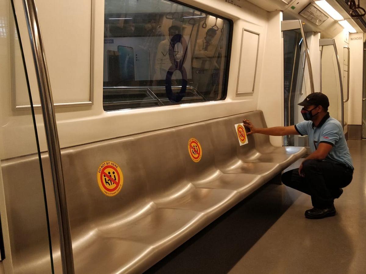 Coronavirus Unlock Updates Live : दिल्ली मेट्रो के तकरीबन 20 स्टाफ निकले कोरोना पॉजिटिव, मचा हड़कंप