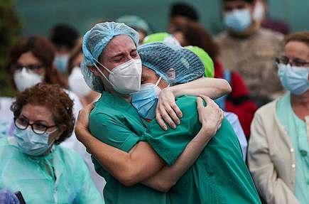 देश-दुनिया में कोरोना से कहर के बीच गुड न्यूज, कोविड-19 के आधे से ज्यादा मरीज हुए ठीक
