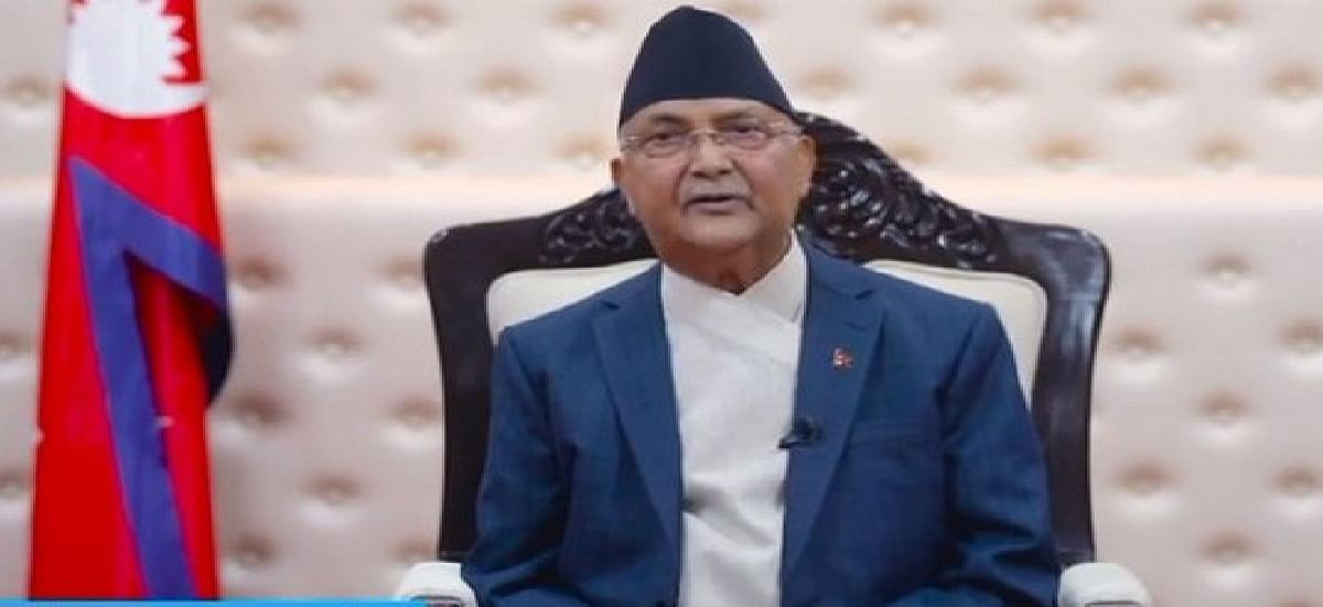 'भगवान राम नेपाली हैं भारतीय नहीं, असली अयोध्या नेपाल में', पीएम ओली का विवादित बयान