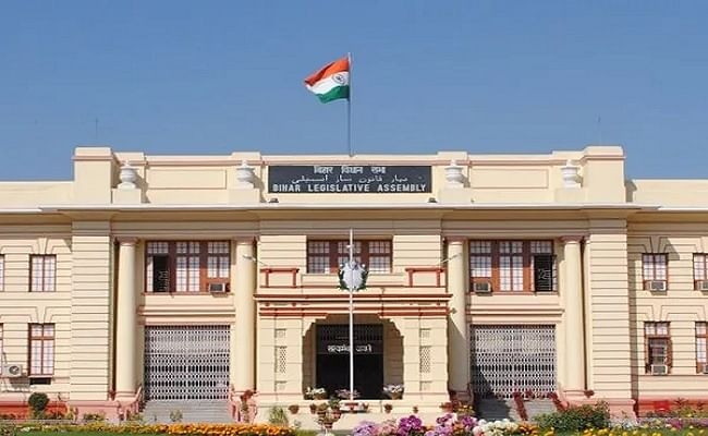 Bihar Vidhan Sabha Session: समाज कल्याण मंत्री मदन सहनी ने बिहार में 90 लाख लोगों को वृद्धा पेंशन दिए जाने की कही बात, विपक्ष ने किया हंगामा...