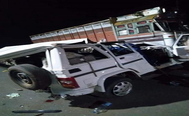 औरंगाबाद में तीन अलग-अलग सड़क दुर्घटनाओं में सात लोगों की मौत, शादी समारोह में शामिल होने के दौरान बने हादसे का शिकार