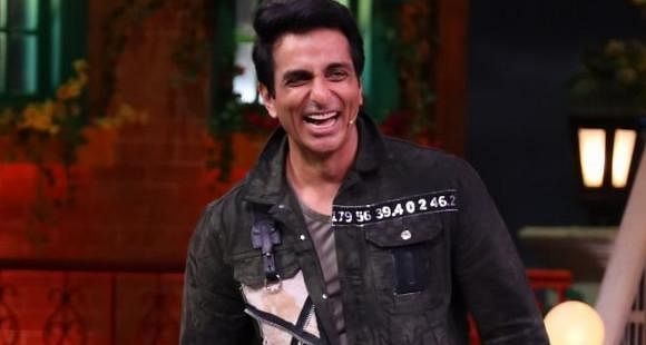 Sonu Sood in The Kapil Sharma Show