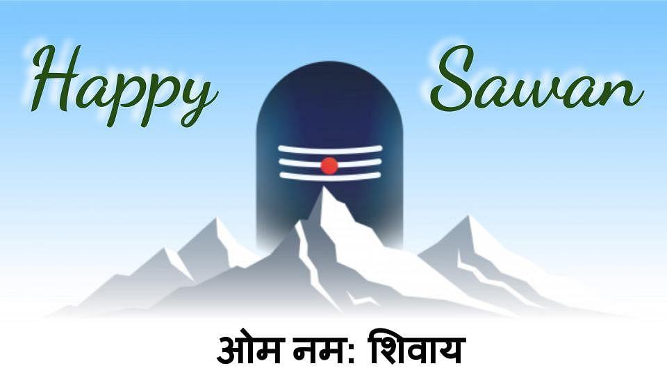 Happy Sawan Somvar 2021 Wishes Images