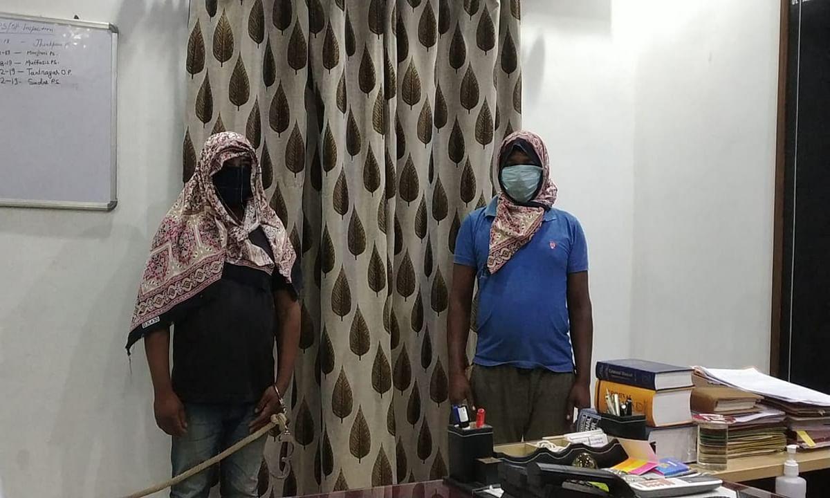 चाईबासा से 2 और लातेहार से 1 माओवादी गिरफ्तार, कई सामान हुए बरामद