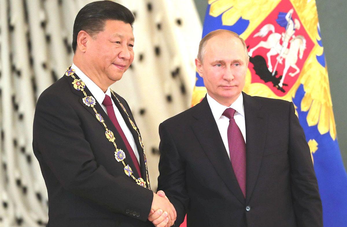 चीन ने अब रूस के इस शहर पर ठोका दावा, कहा- 1860 से पहले हमारा हिस्सा था