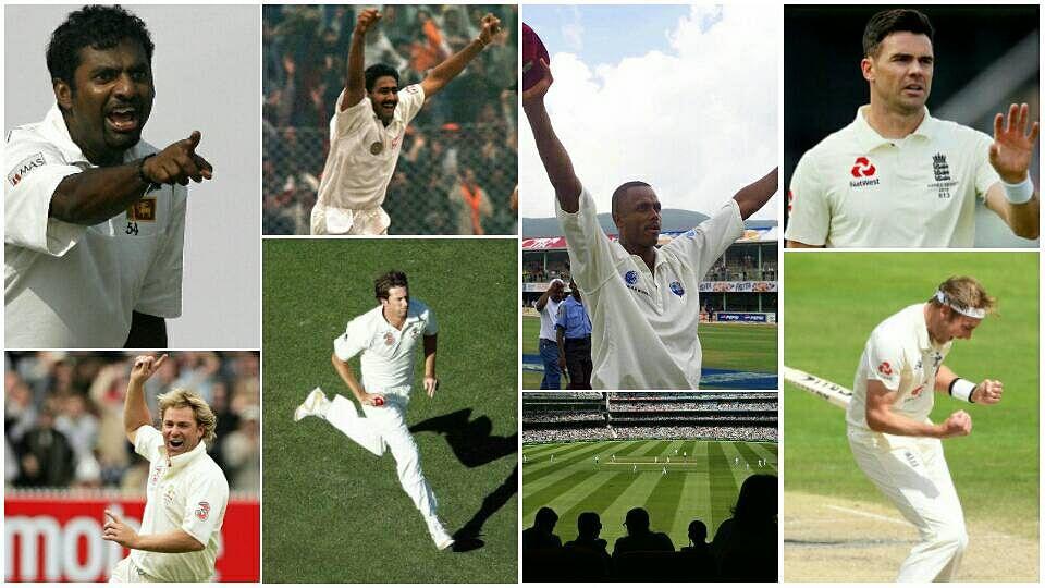 टेस्ट क्रिकेट में स्टुअर्ट ब्रॉड से पहले इन गेंदबाजों ने लिए 500 से ज्यादा विकेट, सूची में एक नाम भारत से भी
