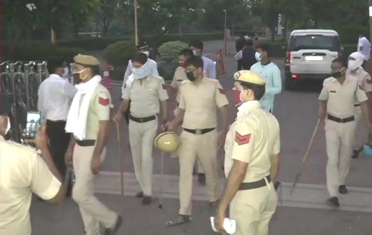 गणतंत्र दिवस से पहले दिल्ली में लगे पाकिस्तान जिंदाबाद के नारे, जांच शुरू