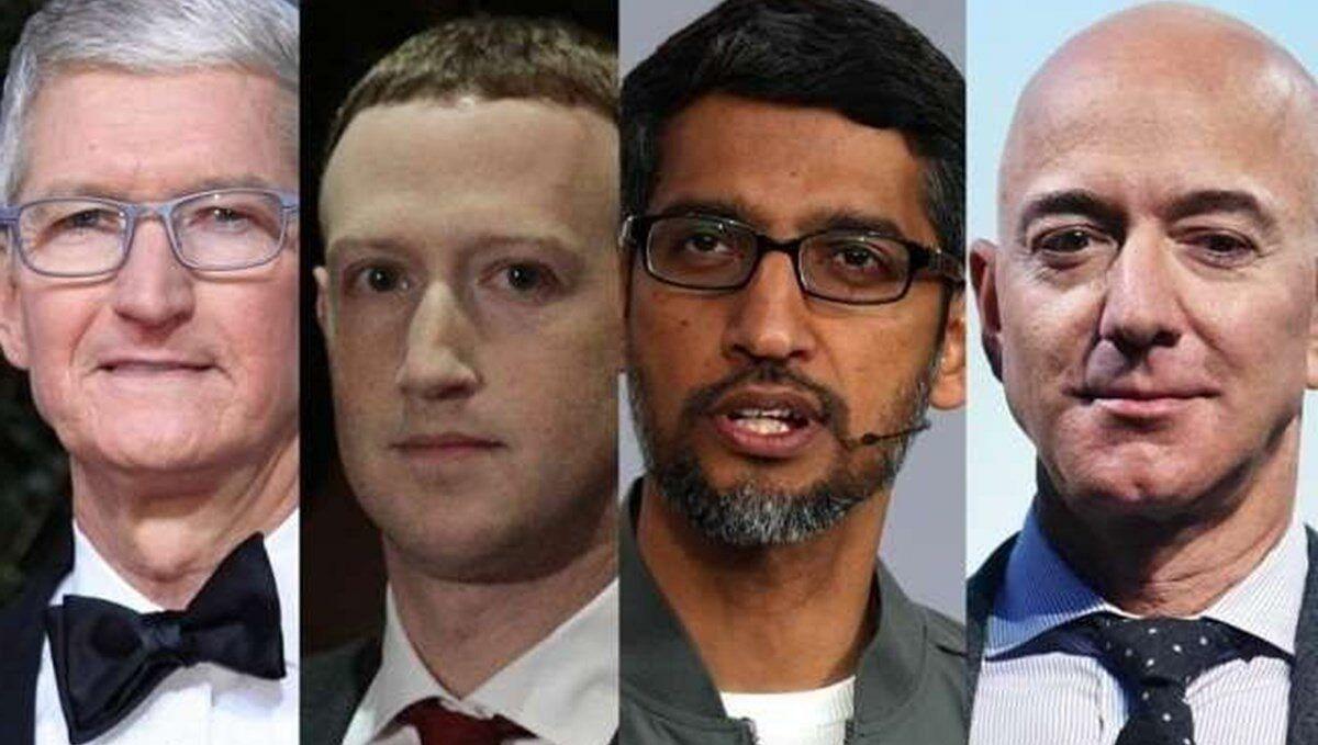 Apple, Amazon, Facebook, Google कठघरे में, जानें पूरा मामला
