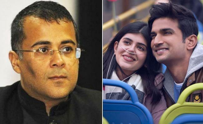 सुशांत की आखिरी फिल्म को लेकर चेतन भगत का ट्वीट वायरल, समीक्षकों को दे डाली चेतावनी
