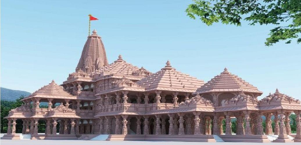 समरसता : अंसारी के हाथों बनी चादर अयोध्या में, राम जन्म भूमि पूजन में विशिष्ट अतिथियों को ओढ़ायी गयी थी चादर