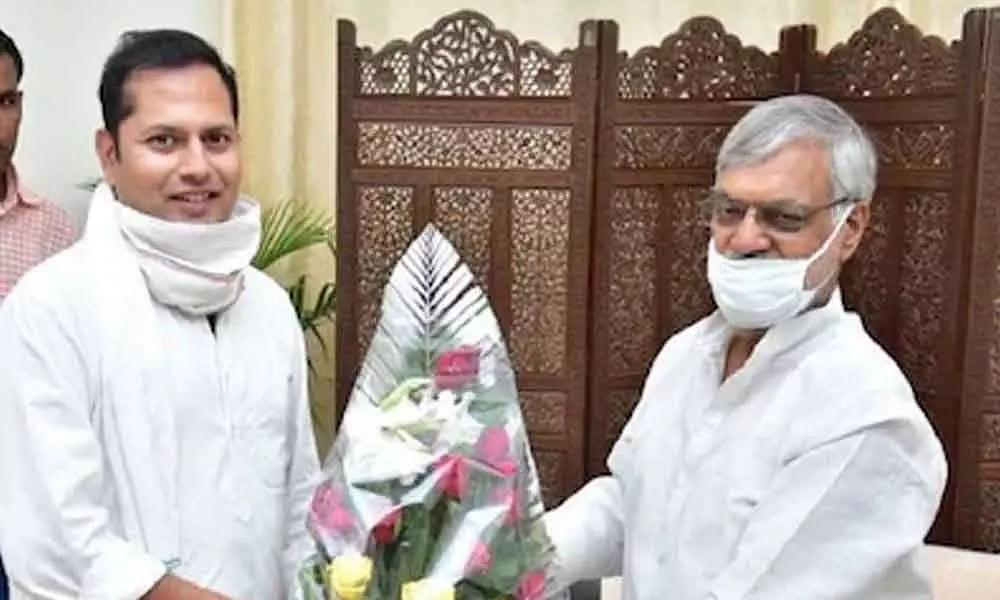 Rajasthan Crisis: सीएम अशोक गहलोत के बेटे और सीपी जोशी का वीडियो वायरल, बीजेपी ने मांगा जोशी का इस्तीफा