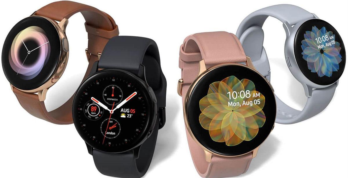 Samsung ने भारत में लॉन्च किया Galaxy Watch Active 2 का नया वेरिएंट