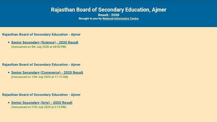 पांच तरीकों से चेक कर सकते हैं Rajasthan Board 10th Result 2020, लाखों स्टूडेंट्स के लिए जरूरी सूचना
