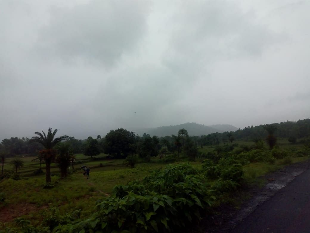 Weather Forecast Live : राजधानी दिल्ली में बूंदाबांदी के आसार, जानें बिहार-झारखंड में मौसम का हाल