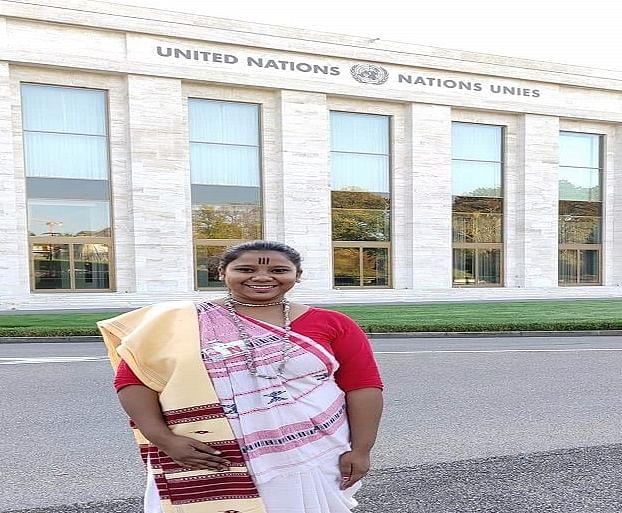 यूएनओ प्रमुख के सलाहकार ग्रुप में पटना वीमेंस कॉलेज की अर्चना सोरेंग भी शामिल,बिगड़ते जलवायु संकट से निबटने के लिए करेंगी काम