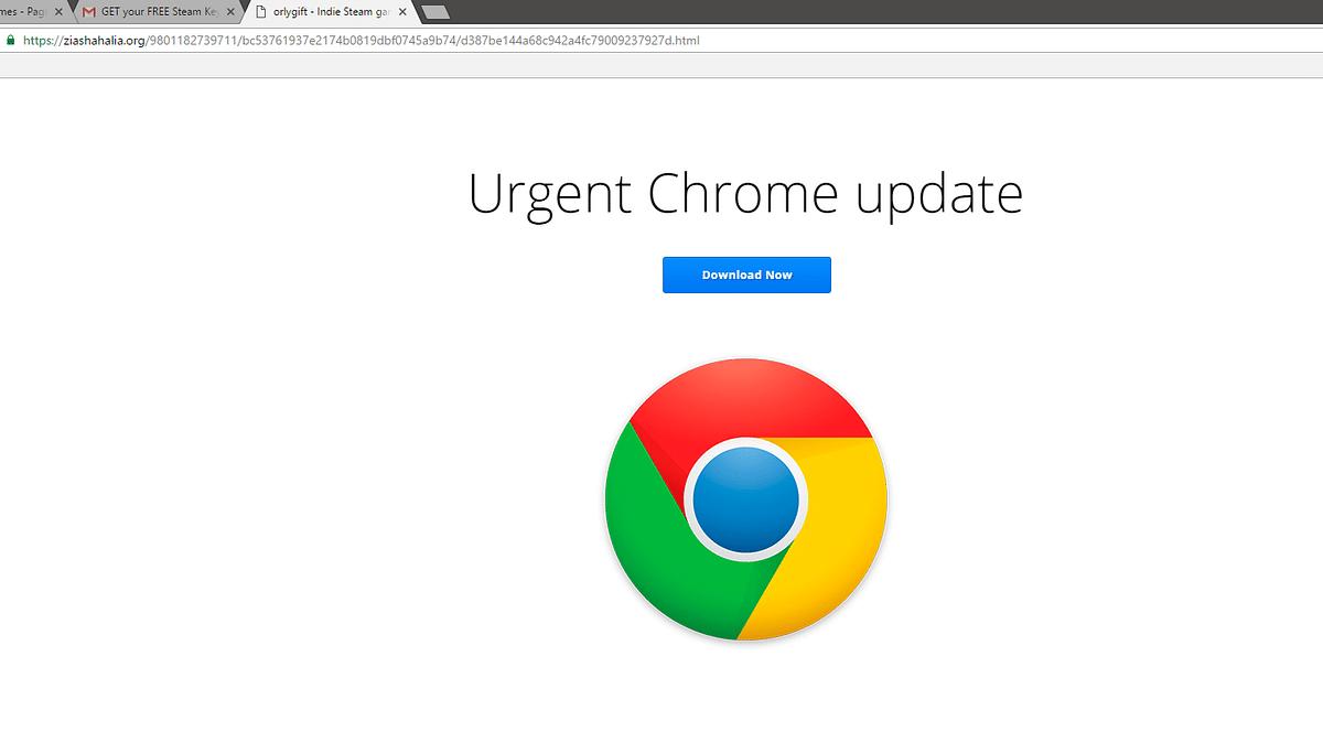 Google Chrome Update के नाम पर आपका बैंक अकाउंट खाली कर देंगे हैकर्स, आप ऐसे रहें ALERT