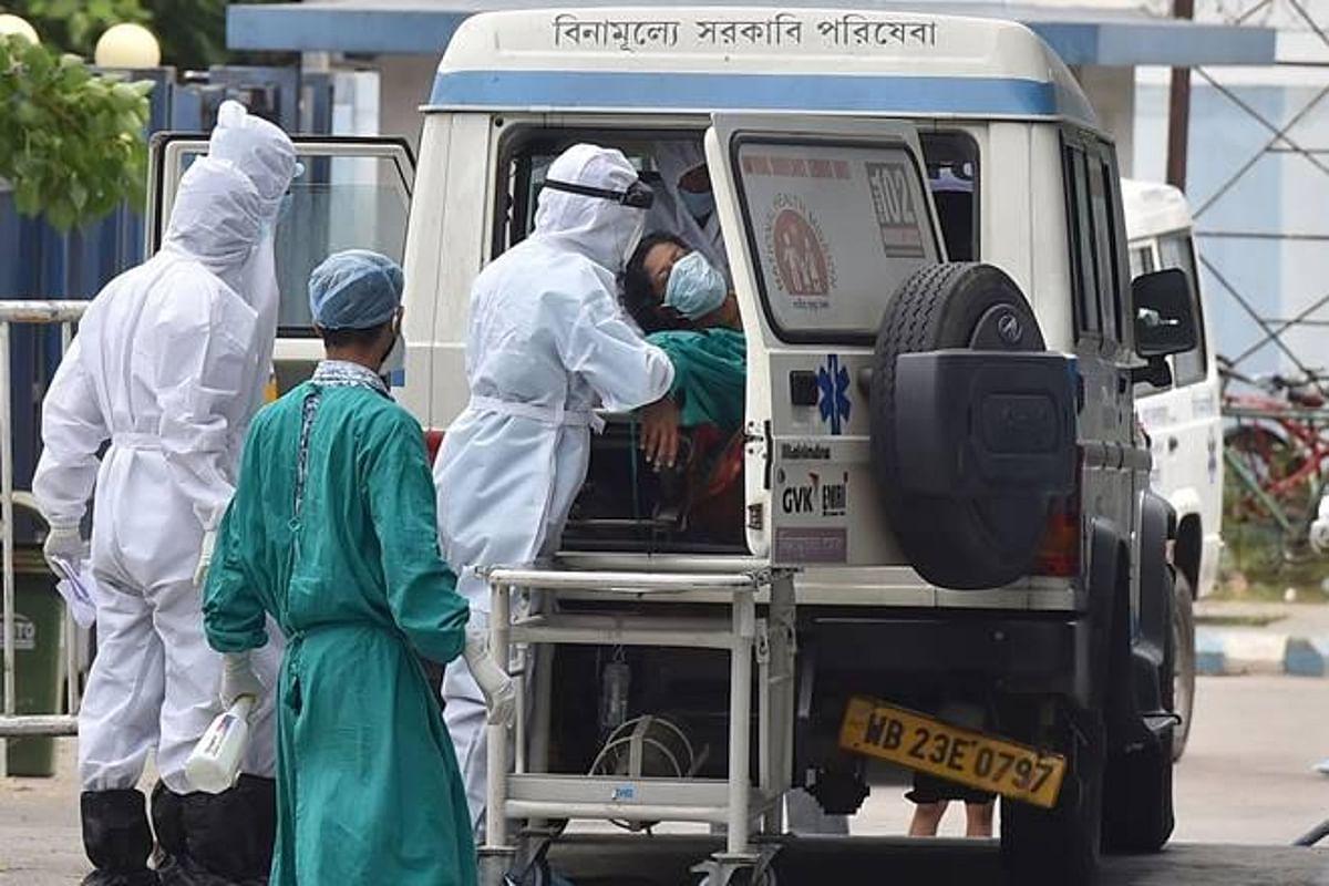 West Bengal : कोविड19 से मरने वाले के परिवार की अधिकारियों ने नहीं की मदद, 48 घंटे तक फ्रीजर में रखना पड़ा शव