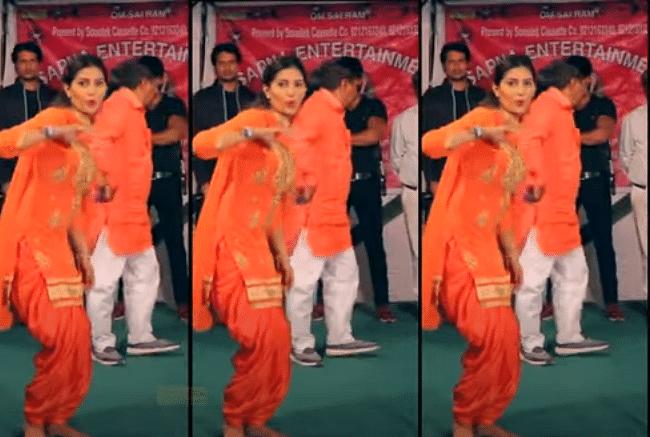 Sapna Choudhary Video: 'बोल रसीले' गाने पर जमकर नाची सपना चौधरी, इंटरनेट पर वायरल हुआ वीडियो