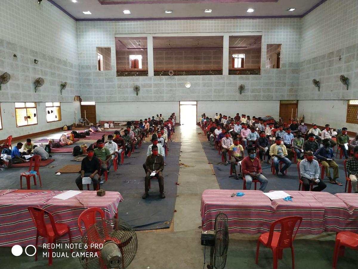 Coronavirus in Jharkhand LIVE Update : भूटान से 87 प्रवासी श्रमिक पहुंचे दुमका, की जा रही है स्वास्थ्य जांच