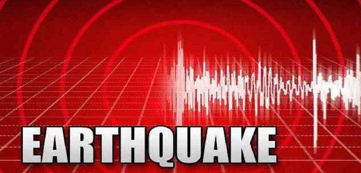 मिजोरम में एक महीने में 8वीं बार आया भूकंप, दहशत में लोग