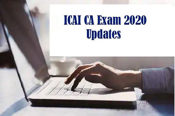 ICAI CA Exam 2020: चार्टेड अकाउंटेंट की परीक्षा स्थगित, जाने कब होगी परीक्षा