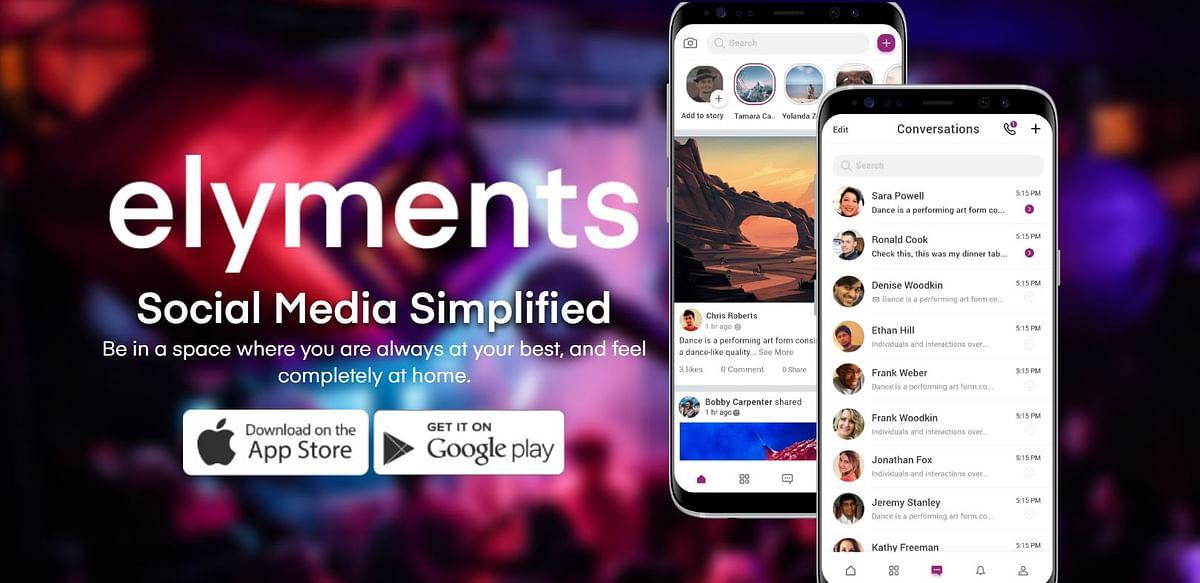 Facebook, WhatsApp से कितना अलग है 'मेड इन इंडिया' Elyments App?