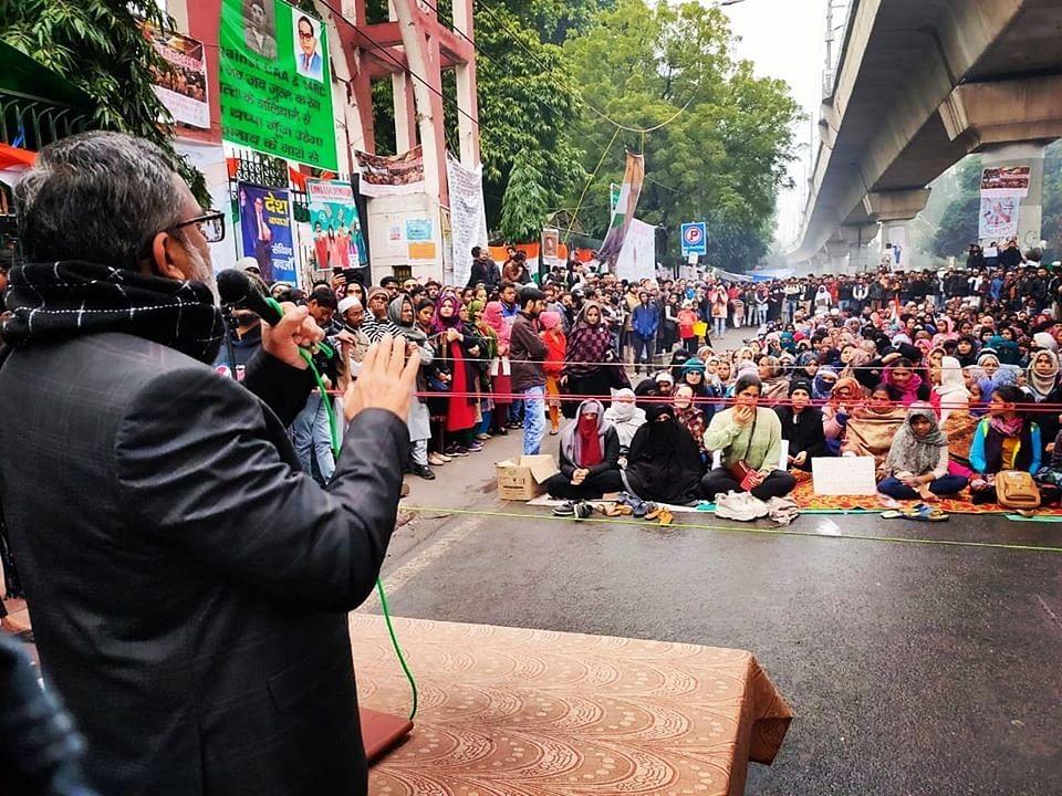 Delhi Violence : जामिया मामले में गृह मंत्री अमित शाह पर आरोप लगाना गलत, हाईकोर्ट में सॉलिसटर जनरल ने रखा पक्ष